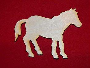 Polotovary - Predlohy pre ďalšie spracovanie kôň - 2148965