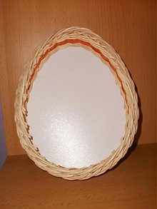 Košíky - Vajíčkový košík - 2150347