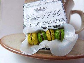 Náhrdelníky - Spomienky na Paríž - 2157453