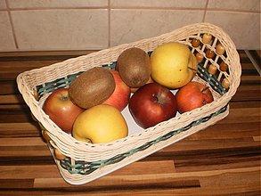 Košíky - Jablkový košík - 2157877