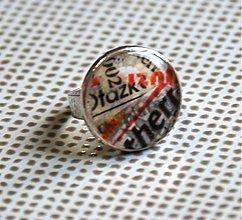 """Prstene - """"Otázka v prsteni"""" zo žurnalistickej série - 2163691"""