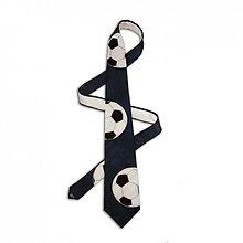 Doplnky - Fotbalová kravata - tmavě modrá - 2172163