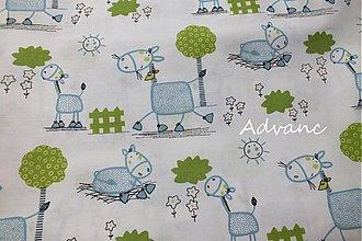 Textil - Látka Koník 0,5m - 2178684