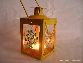 Svietidlá a sviečky - Svetielko - 2183542