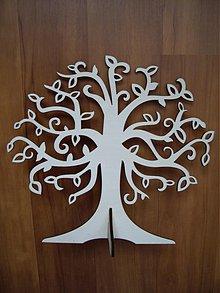 Dekorácie - Stojan na náušnice - strom č.1 - 2184397