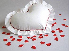 Úžitkový textil - Obliečka srdce IRMA mini - 2184878