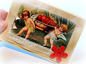 Papiernictvo - Láska nám dáva krídla! ♥ - 2187254