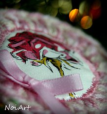 Odznaky/Brošne - rose ROSE - 2189763
