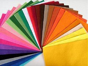 Textil - DOPREDAJ ZÁSOB: filc na tvorenie 20x30cm - 219649