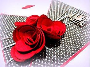 Papiernictvo - Vášňou spútaná... - 2197384