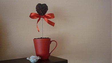 Dekorácie - Kávičková láska ♥♥♥ -10% pre EvaRegi - 2207076
