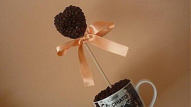 Dekorácie - Coffee MACCHIATO - 2207128