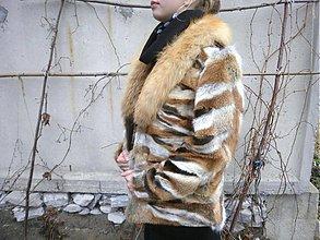 Kabáty - Kožuch líška prešibaná - 2209240