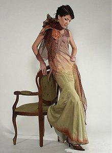 Šaty - Hodvádbne šaty Miška_S - 222062