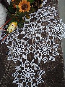 Úžitkový textil - dečka hviezdy... - 2224615