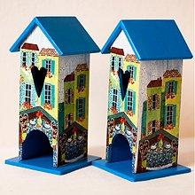 Krabičky - Domček na čaj - Domčeky - 2232805