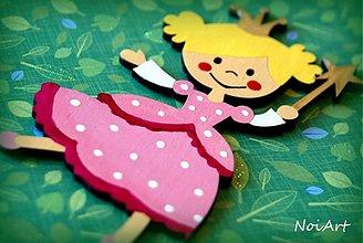 Detské doplnky - Princeznička - 2238625