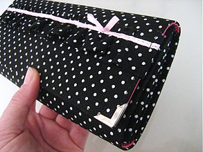 Peňaženky - Romantická - 16 x 10,5 peněženka i na karty - 2239490