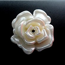 Korálky - Kvet plast-1ks - 2248096