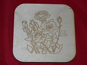 Úžitkový textil - Podložky pod čaj, kávu - 2248730