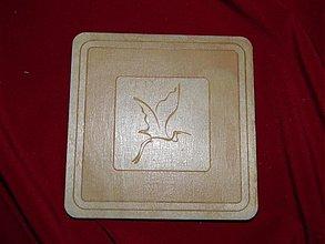 Úžitkový textil - Podložky pod čaj, kávu 3 - 2248804