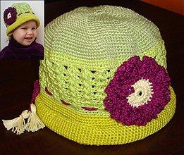 Detské čiapky - Klobúk - 2249187