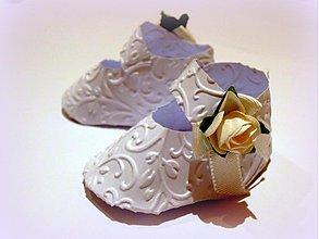 Papiernictvo - Topánočky pre anjelika - 2260590