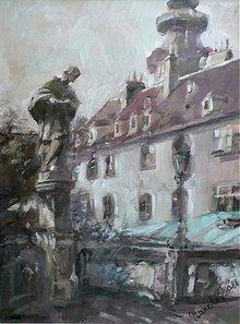 Obrazy - Reprodukcia - Sv. Ján Nepomucký, Bratislava - 2262566
