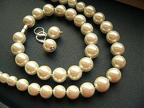 Sady šperkov - Perlová sada - 2269916