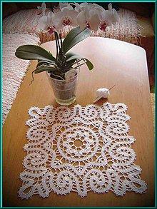 Úžitkový textil - Magický štvorec - 2269936