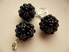 Sady šperkov - BLACKIE - 2270097