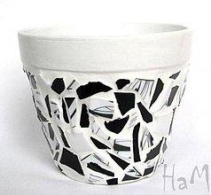 Dekorácie - Black and White - 2270857