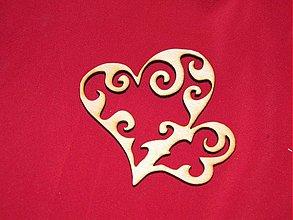 Materiál ručne robený - Vyrezavaný ornament 11 - 2272645