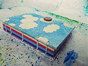 Papiernictvo - ..len tak si lietať v oblakoch.. - 2274967