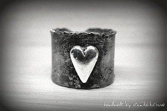 Prstene - Butterfly love - 2277322