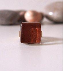 Prstene - Chocolate - 2277529