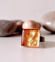 Prstene - Caramel - 2277544