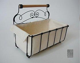 Košíky - Košík na drobnosti 3 - 2278718