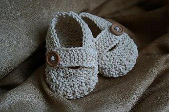 Topánočky - Little vintage (0-3 mes) - 2278798