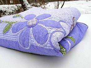 Úžitkový textil - Krajina divých kvetov... - 2280187