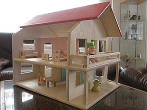 Hračky - Domček pre bábiky - 2282344