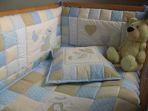 Textil - vankúšik Janíčko :-) - 2290379