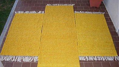 Úžitkový textil - Koberce z ovčej vlny - 2295309