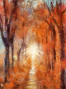Obrazy - Cesta k svetlu - 2300012