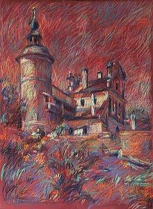 Obrazy - Reprodukcia - Potulky mestami - 2307669