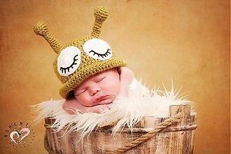 Detské čiapky - niečo pre fotografov - 2309898