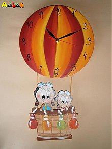 Hodiny - Hodiny balon - 2312082
