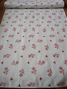 Úžitkový textil - Obojstranná štôla - 2312345