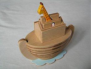 Hračky - Noemova archa - 231322