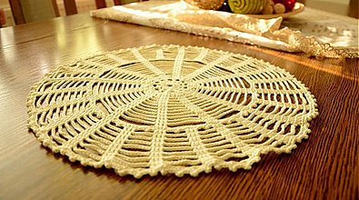 Úžitkový textil - Obrúsok - 2317051